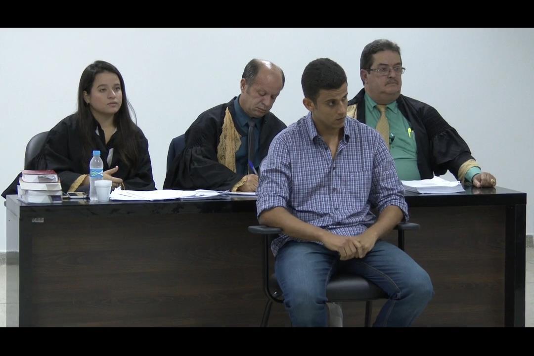 Terceiro acusado da morte de Marcos Félix vai a julgamento